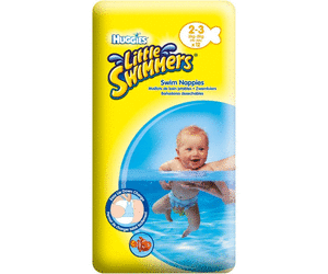 Little Swimmers T2/3 - 3/8 kg, Huggies