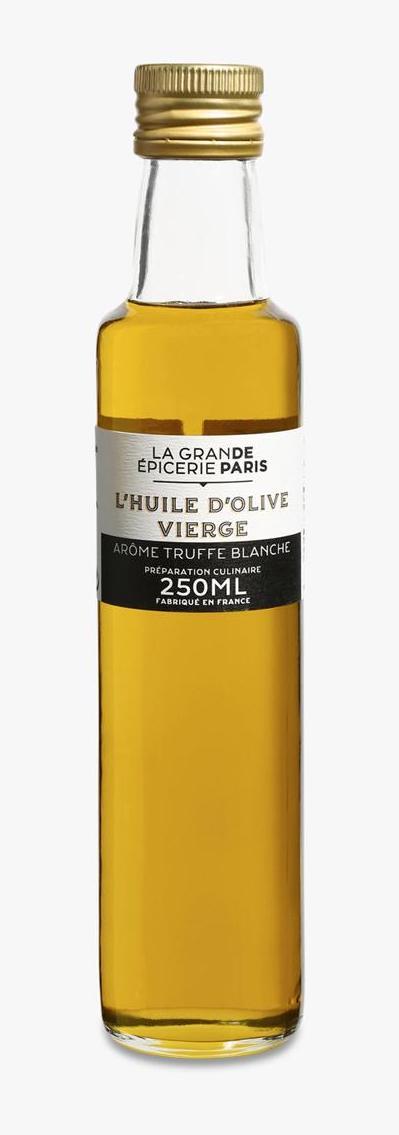 Huile d'olive vierge à la truffe blanche, La Grande Epicerie de Paris (25 cl)