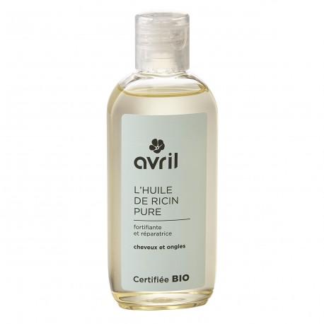 Huile de ricin certifiée BIO, Avril (100 ml)