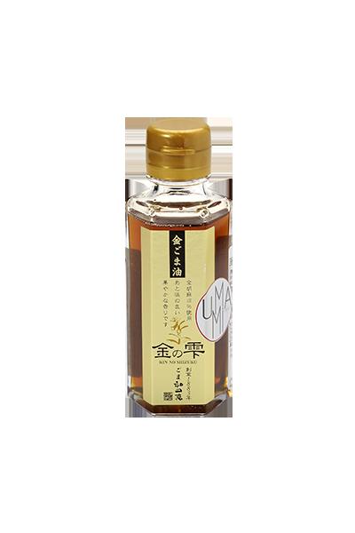 Huile de sésame dorée (85 g)