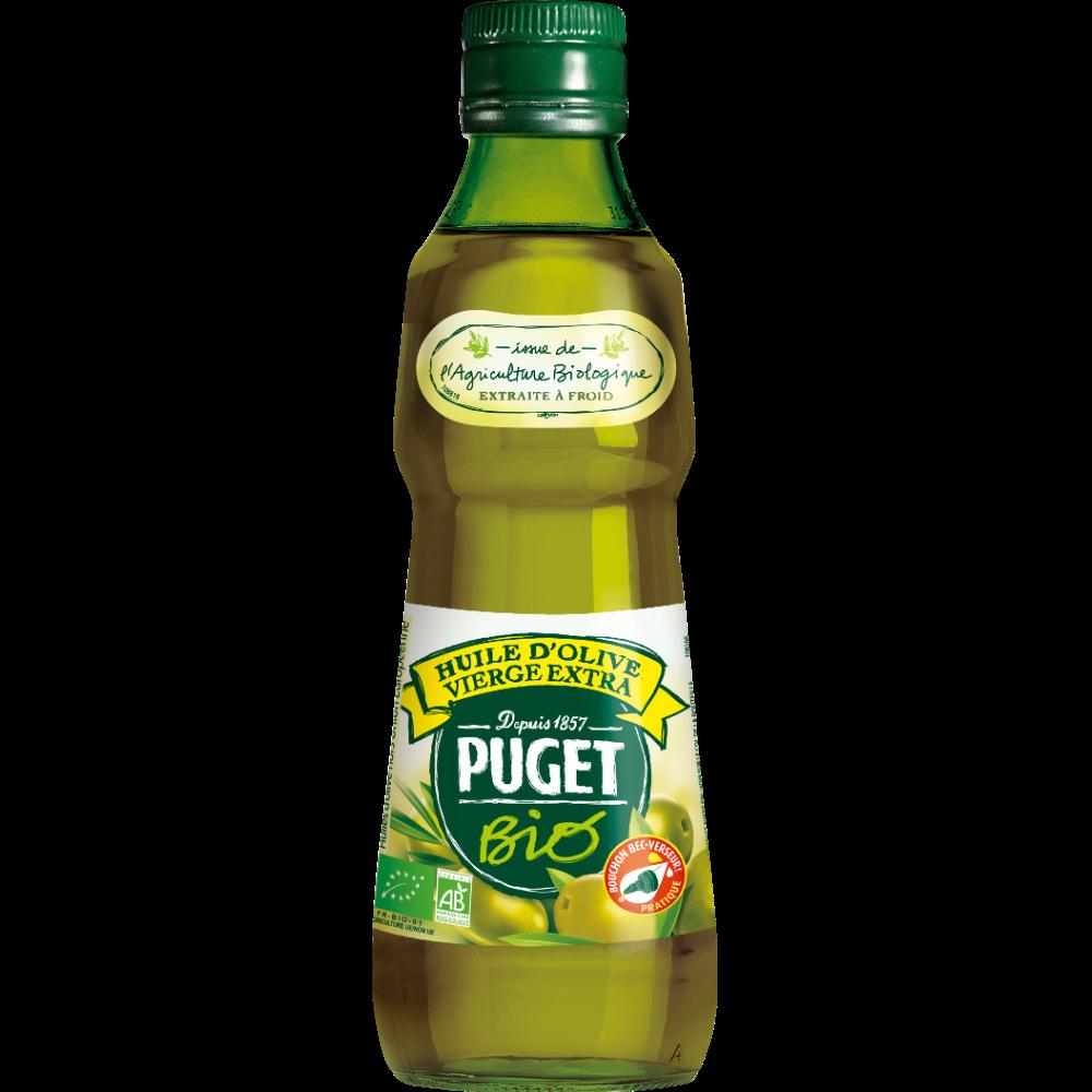Huile d'olive BIO, Puget (25 cl)