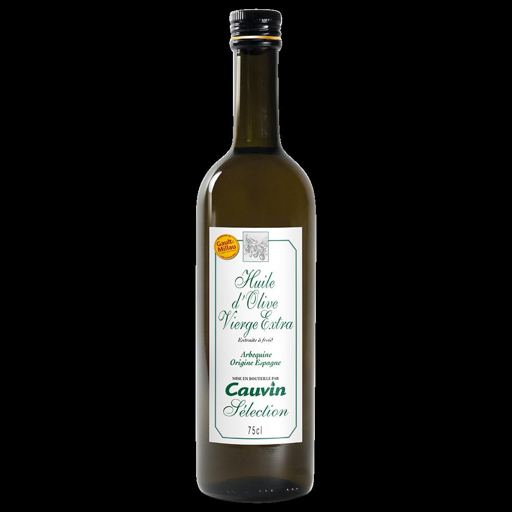 Huile d'olive séléction, Cauvin (75 cl)