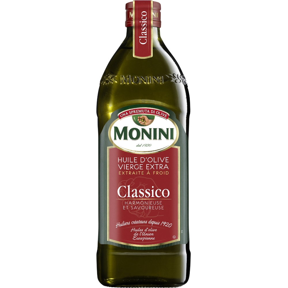 Huile d'olive vierge extra classico  Monini (75 cl)