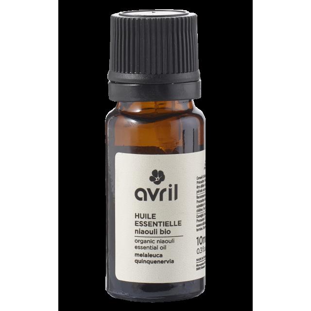 Huile essentielle de niaouli BIO, Avril (10 ml)