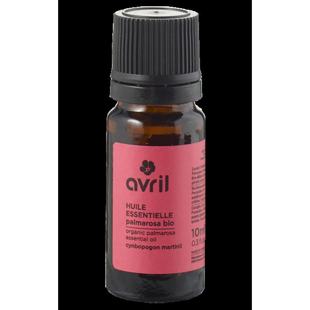 Huile essentielle de palmarosa BIO, Avril (10 ml)