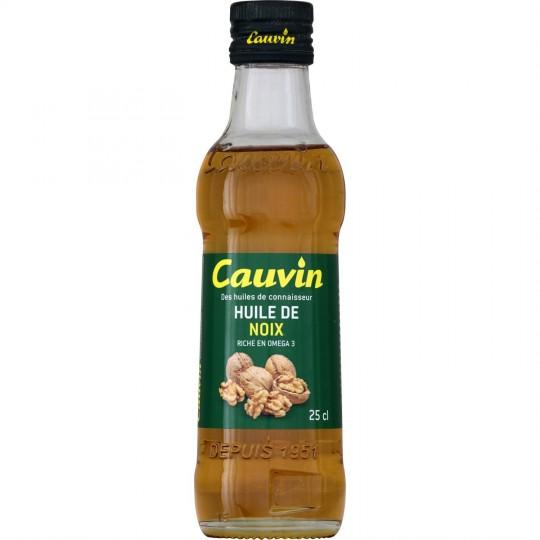 Huile de noix, Cauvin (25 cl)