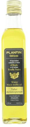 Huile de tournesol à la truffe noire - Plantin (25 cl)