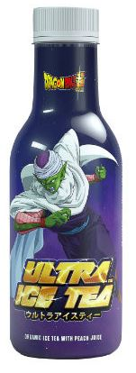 Ice Tea pêche Dragon Ball Z Piccolo BIO (50 cl)