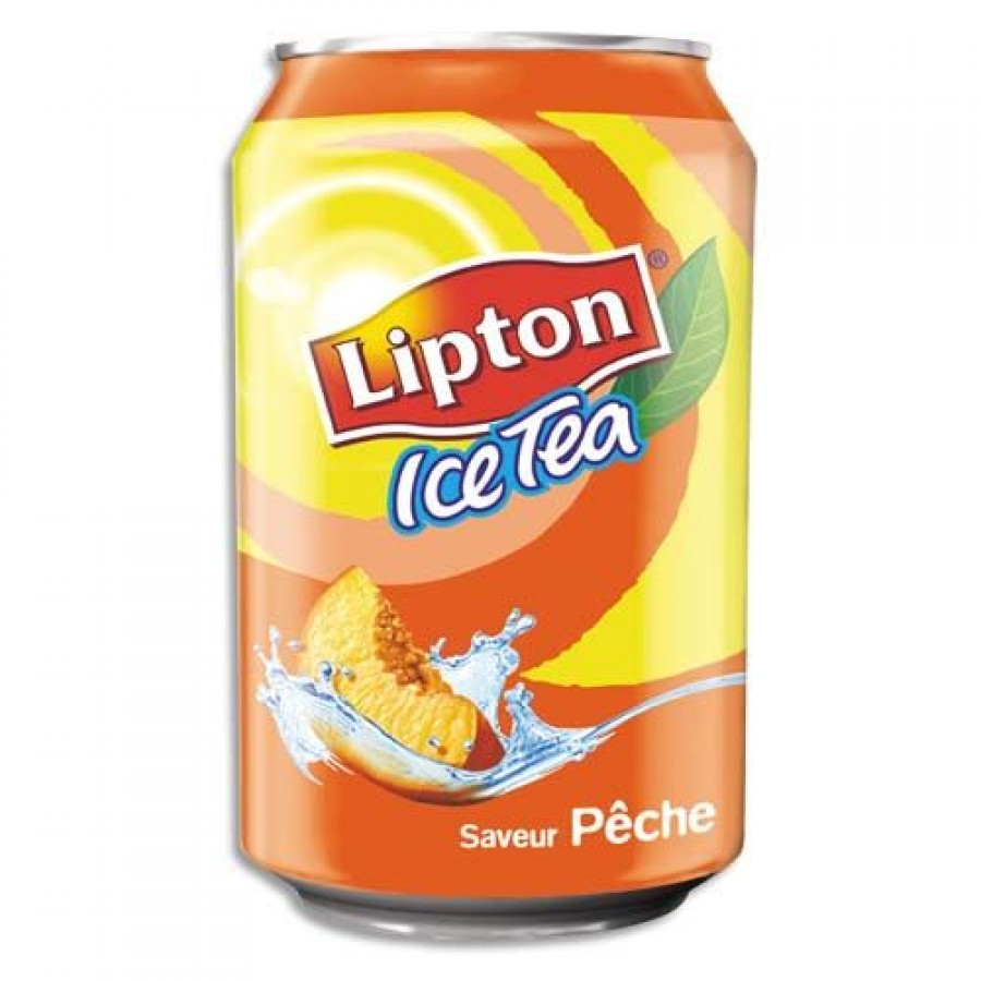 Ice Tea pêche Lipton (33 cl)