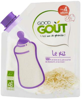 Farine de riz BIO, Good Goût (220 g) - dès 4 mois