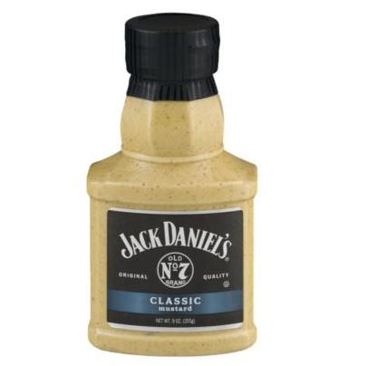 Moutarde au Jack Daniel's (255 g)