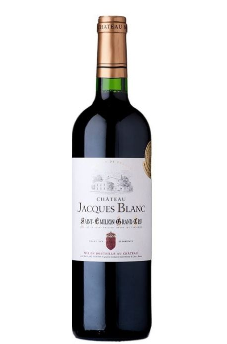 Saint Emilion grand cru AOP Chateau Jacques Blanc 2016 (75 cl)