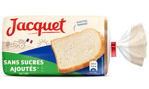 Pain de mie nature, Jacquet (280 g)