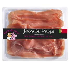 Jambon sec portugais (100 g)