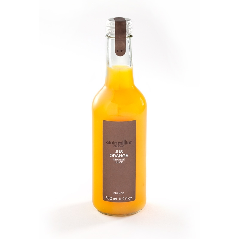 Jus Orange, Alain Milliat (33 cl)