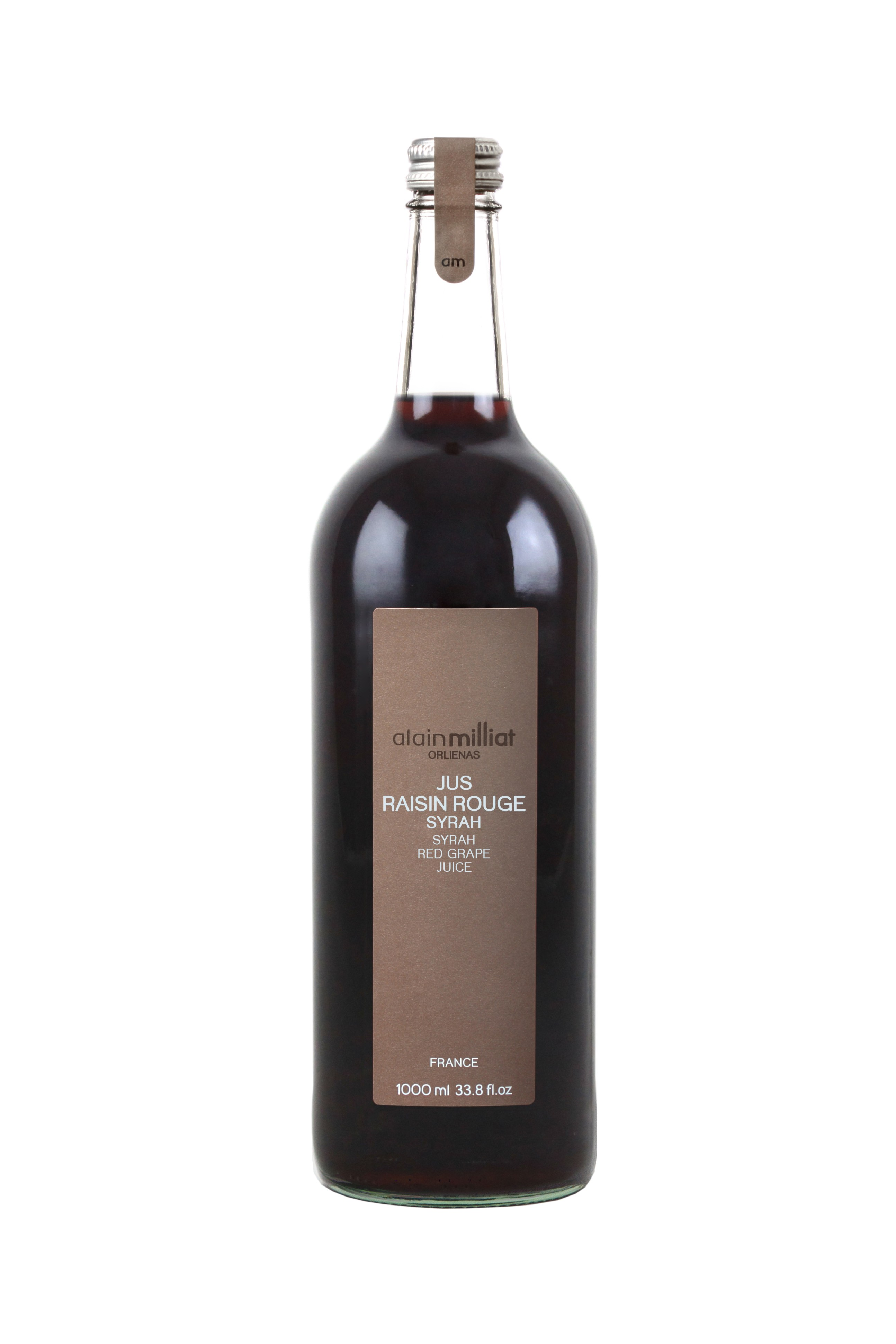 Jus Raisin Rouge Syrah, Alain Milliat (1 L)