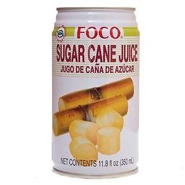 Jus de canne à sucre Foco (35 cl)