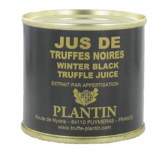 Jus de truffes noires Extra - Plantin (50 g)