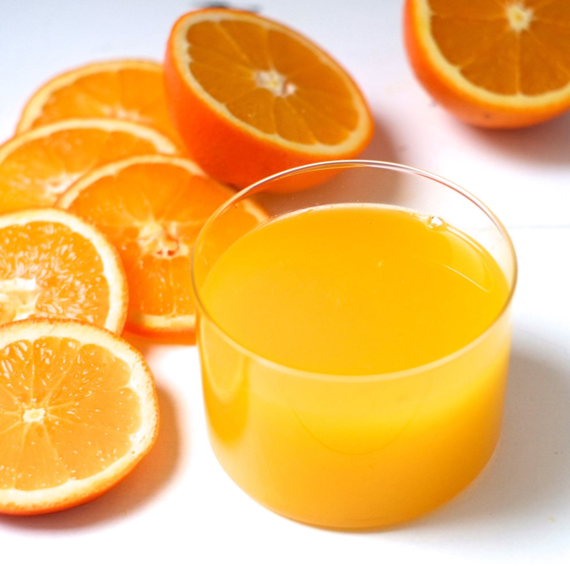 Jus d'orange pressé (25 cl)