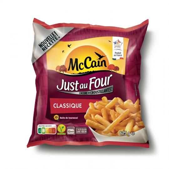 Frites Just au four Classique, Mac Cain (625 g)