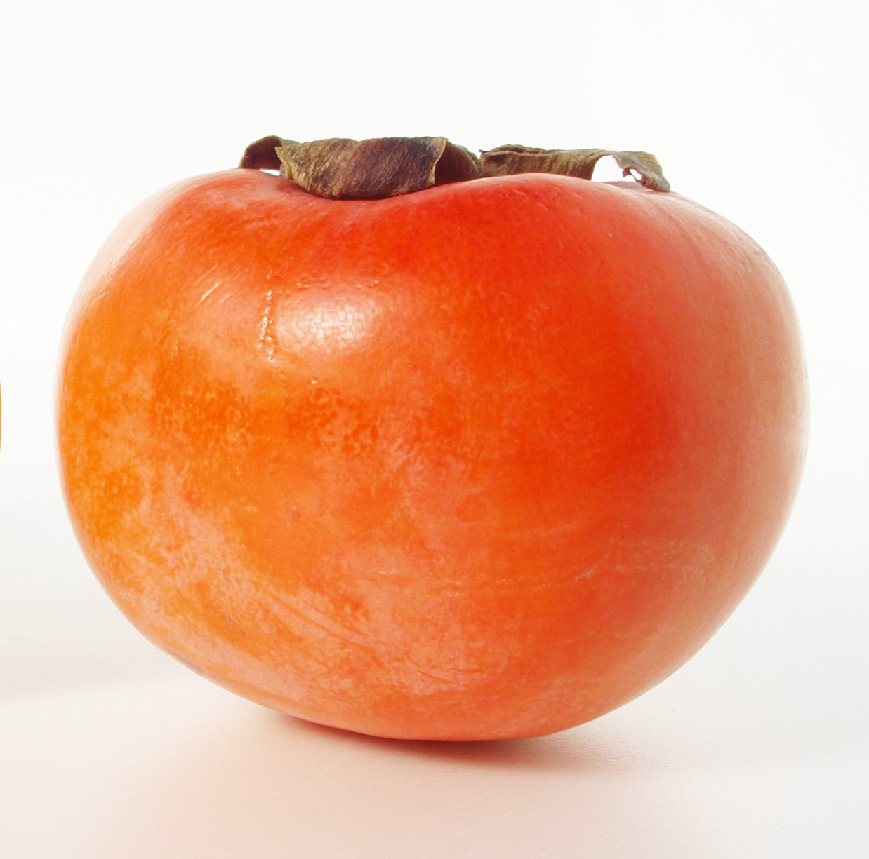 Kaki rouge brillant BIO