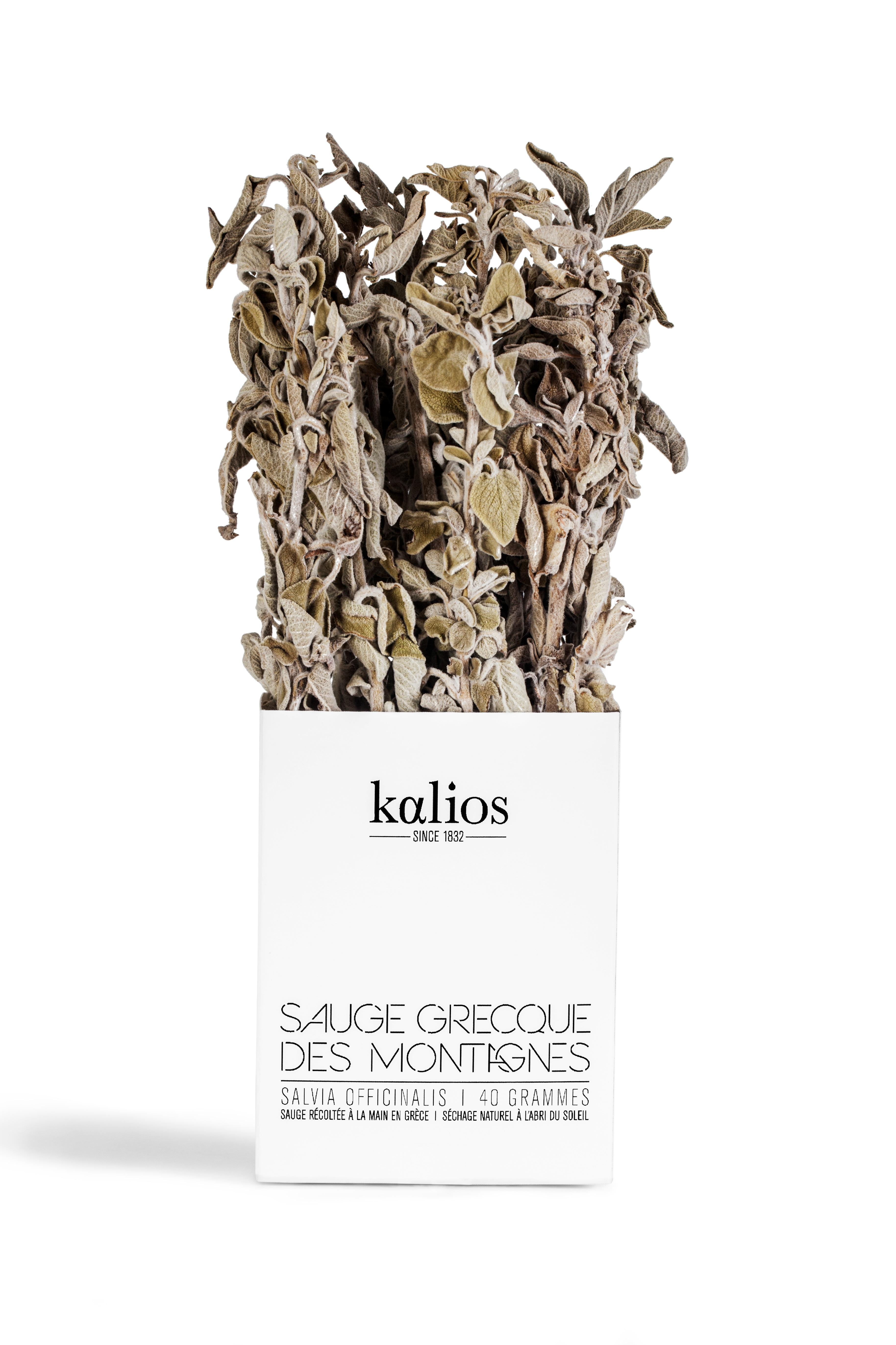 Sauge grecque des montagnes, Kalios (40 g)