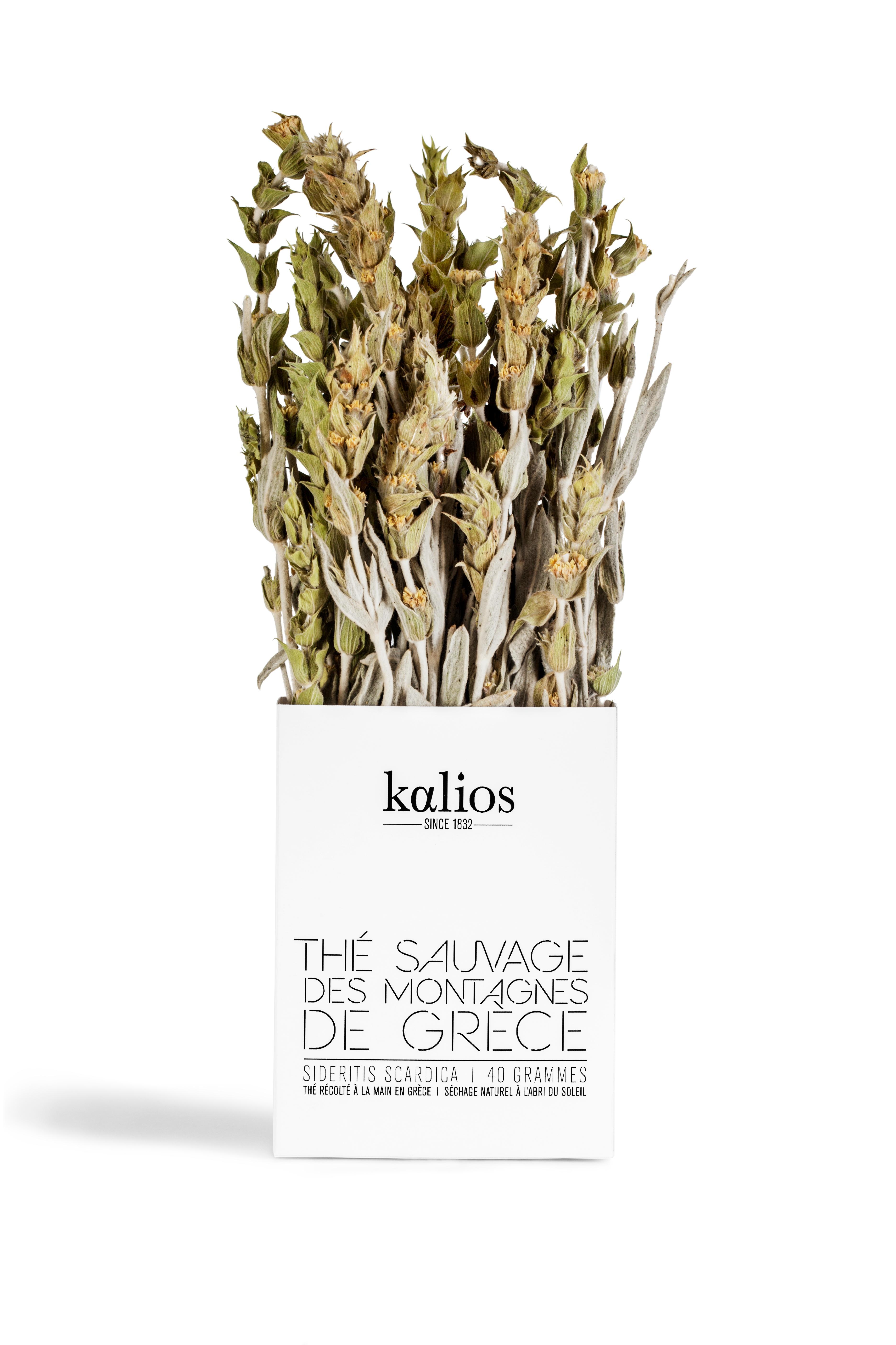 Thé sauvage des montagnes de Grèce, Kalios (40 g)
