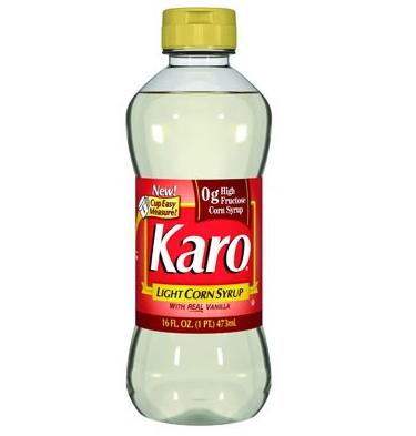 Sirop de glucose clair, Karo (470 ml)