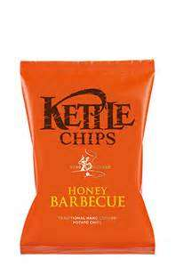 Chips Miel-barbecue, Kettle Chips (150 g)