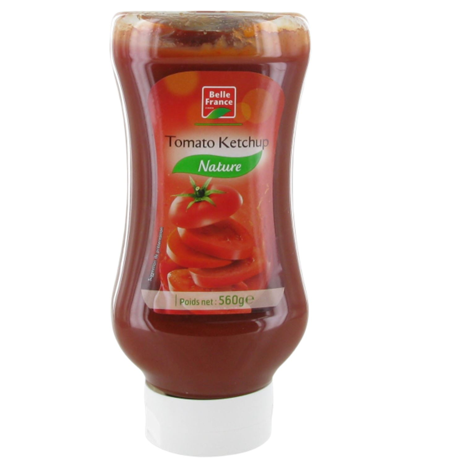 Ketchup nature, Belle France (560 g)