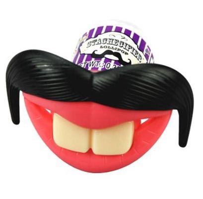 Sucette moustache, Kidsmania Stachecifier (10 g)