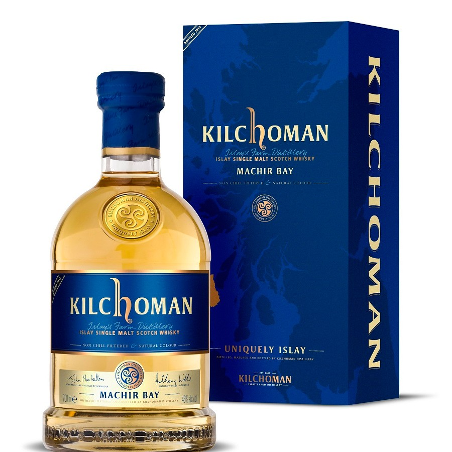 Whisky Kilchoman Machir Bay (70 cl)