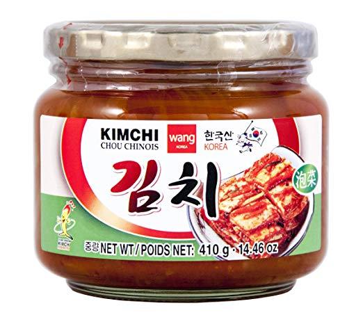 Kimchi, chou chinois, Wang Korea (410 g)