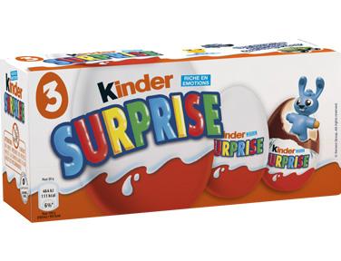 Kinder Surprise (3 x 20 g)