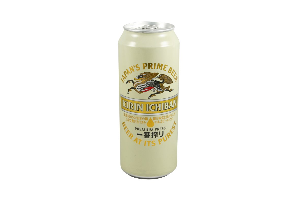 Bière Kirin Ichiban (33 cl)