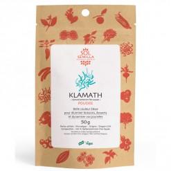 Klamath crue en poudre, Sol Semilla (50 g)