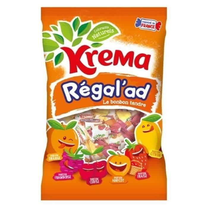 Bonbons Regal'ad, Krema (590 g)
