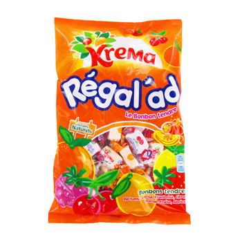 Bonbons Regal'ad, Krema (360 g)