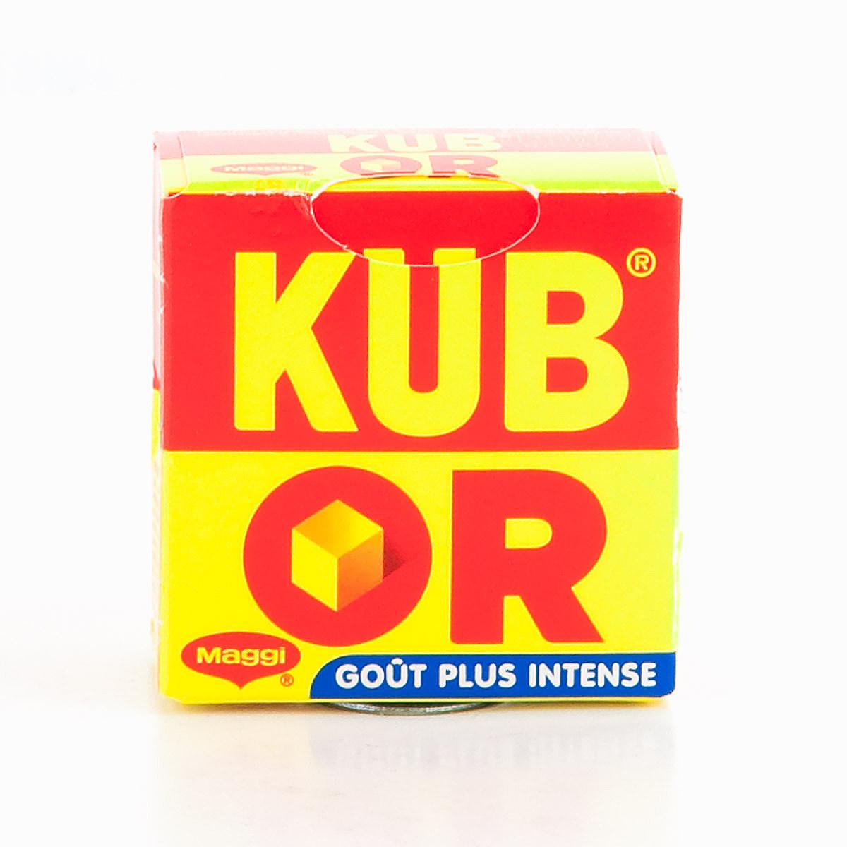Kub Or familial Maggi (128 g)