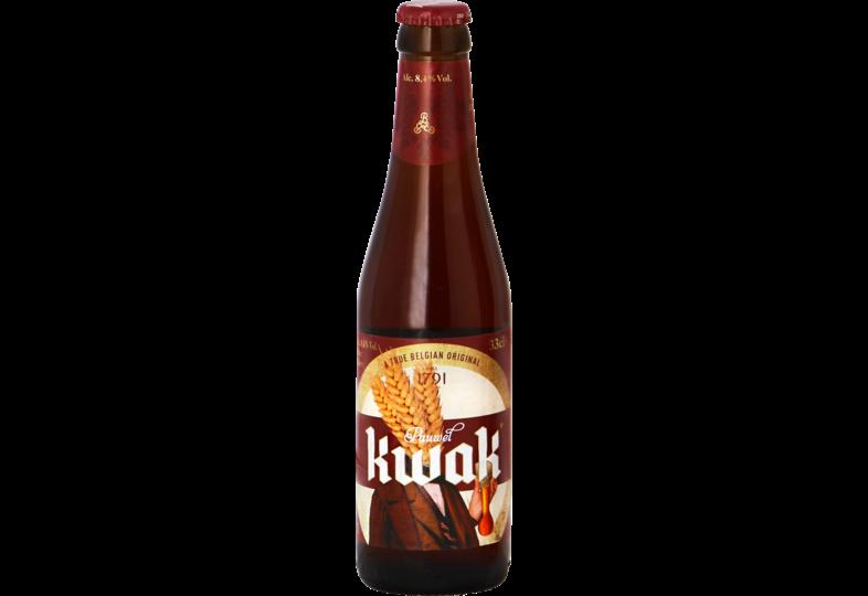 Bière Belge Kwak (33 cl)