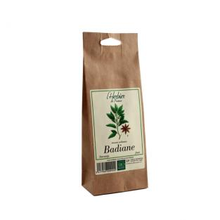 Badiane fruits BIO, Herbier de France (50 g)