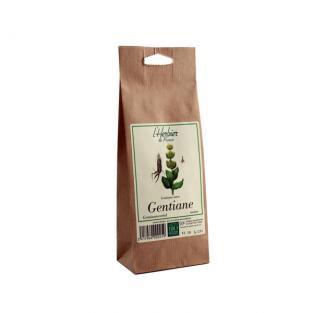 Gentiane BIO, Herbier de France (50 g)