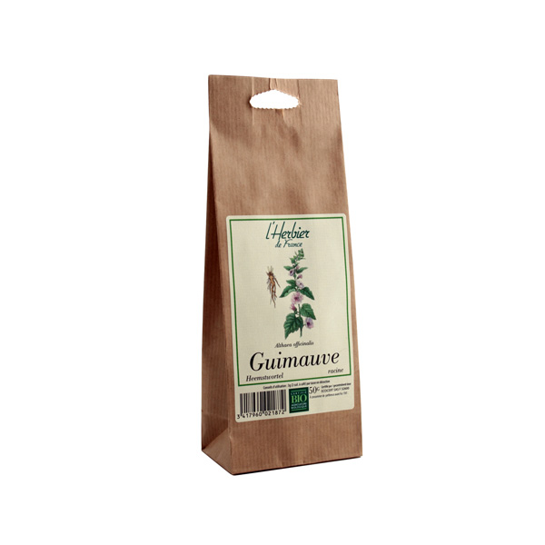 Guimauve BIO, Herbier de France (50 g)