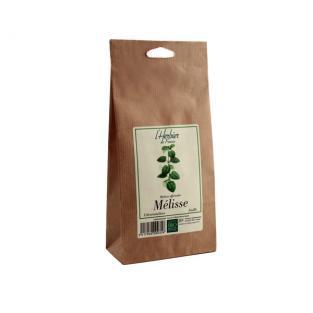 Mélisse feuilles BIO, Herbier de France (30 g)
