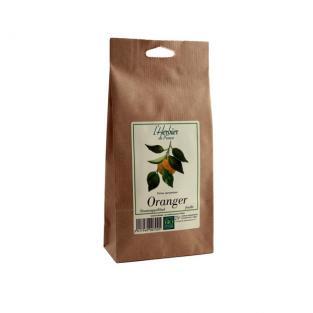 Oranger feuilles BIO, Herbier de France (25 g)