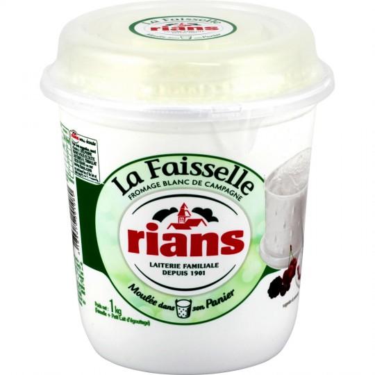 La Faisselle 6% MG, Rians (1 kg)