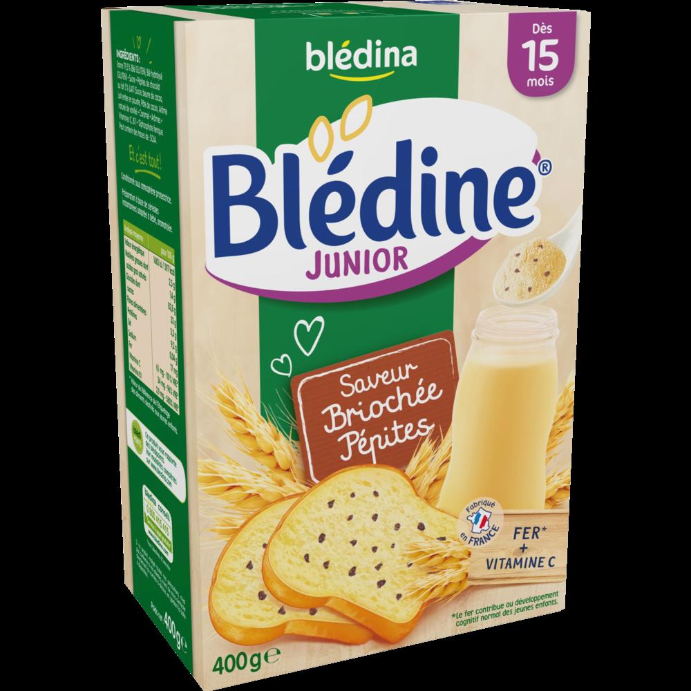 Blédine junior saveur briochée pépites - dès 15 mois, Blédina (400 g)