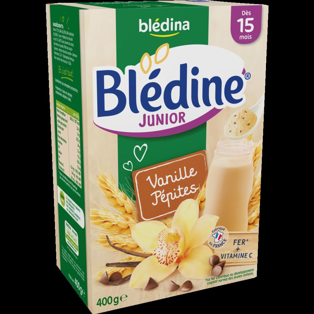 Blédine junior vanille pépite - dès 15 mois, Blédina (400 g)
