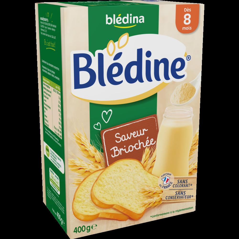 Blédine saveur briochée - dès 8 mois, Blédina (500 g)