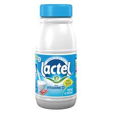 Lait demi-écrémé, Lactel (25 cl)